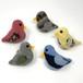 小鳥の猫のおもちゃ(オーガニックキャットニップ) by Birds of a Sweater