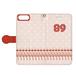 【スマホケース(手帳型)】《89》ラインダンス( iPhone8·7 plus )