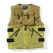BAL BODY ARMOUR DOWN VEST(OLIVE)