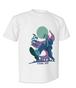 【7/26販売締切】森波2020×TOKIOAOYAMAコラボTシャツweb限定カラー〈ホワイト×パープル〉