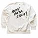 UG - 6500012 Stay Outta Sight Sweat-shirt / White