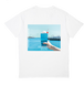 【NEW】Horizon Blue Tシャツ(ホワイトM/L/XL)