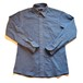 スラブコットン ウッドボタン B/D シャツ Long sleeve Shirts w/wood buttom