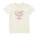 Tシャツ【旅祭 × 松田光一(世界遺産アーティスト)】ハート柄