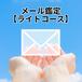 メール鑑定 ライトコース