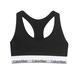 Calvin Klein Women Cotton Modern Logo Bralette Black