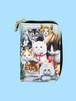 #MP-004 CATプリント カードケース(アコーディオン)