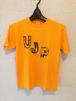 UJP ロゴティーシャツ orange
