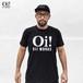 【Oi! BJJ WORKS ロゴTシャツ】