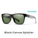 SMITH/Lowdown 2 Black Canvas Splatter