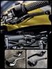 【RB0002】Brak+ Clutch lever Diablo Custom Works For Rebel300(JP250)&500