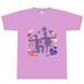 Tシャツ ラベンダー (ヘレナ&ディミトリアス)