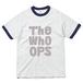 【期間限定】The Whoops × オザキエミ  ロゴ リンガーT