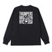 CHARACTER L/S TEE / THUMPERS