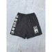 roam short pants / black