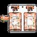 iPhonePlus・Android Lサイズ 香水手帳型ケース color:スカーレットオレンジ