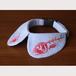 embroidered collar -fish bone-