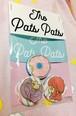 THE PATS PATS バッジ&シールSET③
