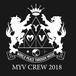 """MIYAVI ファンクラブ """"MYV CREW"""" 2018年度会員"""
