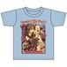 キャラクターTシャツ やくり(エウシュリー) / Dream! Citta! Party!(Tシャツ)GRFR-0620-0623
