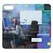 帯なし手帳型スマホケース「bluelight」iPhone各種・Androidマルチタイプ
