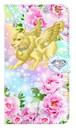 【鏡付き Mサイズ】  富貴の神獣 貔貅 PiXiu The Divine Animal of Abundance 手帳型スマホケース