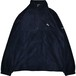 DET Quarter Zip Fleece Shirt (Navy)