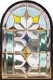 本物のステンドグラス ピュアグラス ステンドグラス (株)セブンホーム SH-K06N