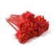 姫系雑貨 きれいな赤 ボールペン|通販商 ☆