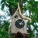 【送料無料】とりっこハウス壁掛け時計、置き時計-15