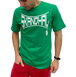 【SKANDHAL】LOGO Tシャツ【グリーン】【新作】イタリアンウェア《M&W》