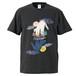 SUN&MOON ネコ Tシャツ