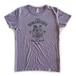 【在庫限りで販売終了】Tri Brend T-Shirt / TLL / Heather Purple