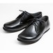 ADDICT BLACK ゼロドロップ×フットシェイプ×革靴