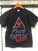『FUCK BABYLON』T-shirt sumi