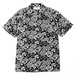OPEN COLLAR SHIRT - FLOWER / RUDE GALLERY