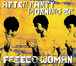 ffeeco woman / after party morning cd + sticker