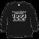 キンメ3連 長袖Tシャツ【ブラック】