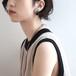 pierced earrings B-P08/earrings B-E08