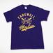 F,M.L BASEBALL Tシャツ パープル