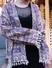 India fringe jacket/インド綿 フリンジ ジャケット