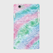 レースフラワー【Pink×Blue】 ハードケース iPhone/Android