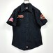 【Harley-Davidson 】Short-sleeved shirt
