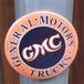 Vintage Magnet ★GMC Truck