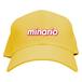 minario / SUMMER SEASON LOGO CAP DAISY
