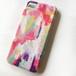 Paint(Flower) iPhoneケース