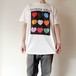 "PATRICK KELLY ""HEARTS"" Tee"