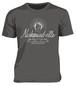 【Tシャツ】『Nashsound ville』(カスレ感有り•デザイン チャコール色)