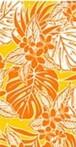 大きなエコカイロ用カバー アロハデザイン№019【日本国内から発送】