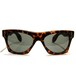 "Shady Spex ""New York Night Train"" sunglasses, Matte Torto"